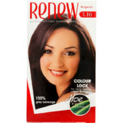 Colour Lock Permanent Colour Creme Burgundy 3.16