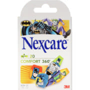 Comfort Bandages Batman 20 Pack