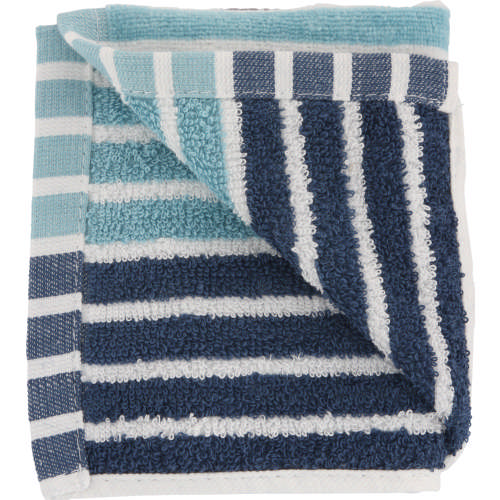 Guest Towel Cool Stripe