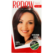 Permanent Hair Colour Creme Burgundy 1 Application