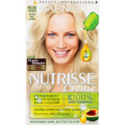 Nutrisse Creme Permanent Nourishing Hair Colour Natural Baby Blonde 10.01