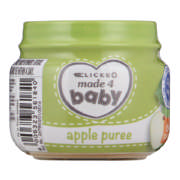 Made 4 Baby Stage 1 Baby Foods Apple 80ml