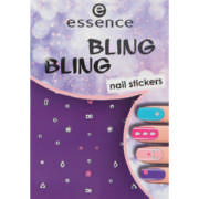 Nail Art Stickers Bling Bling