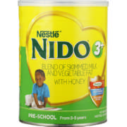 Nido 3+ Pre-School Milk Honey 900g