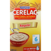 Cerelac Baby Cereal With Milk Regular 500g