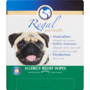 Allergy Relief Wipes 25 Wipes