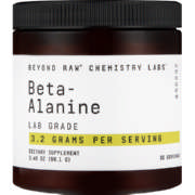 Beyond Raw Chemistry Labs Beta-Alainine 98.1g