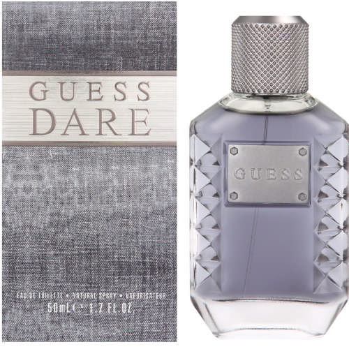 Guess Dare Eau De Toilette For Him 50ml Clicks