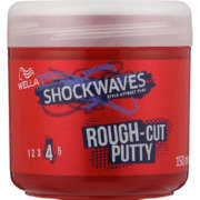 Shockwaves Rough Cut Styling Putty 150ml