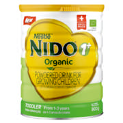 Nido 1+ Organic Powdered Drink For Growing Children 800g