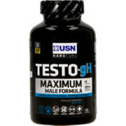 Hardcore Testo-gH Maximum Male Formula 120 Capsules