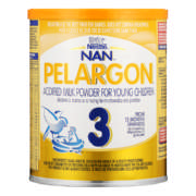 Nan Stage 3 Pelargon Acidified Milk Powder For Young Children 400g