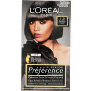 Preference Superior Hair Colour Madrid Black 1 Application