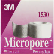 Micropore Dressing Tape 48mm x 3m