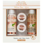 White Tea & Q10 Travel & Trial Pack