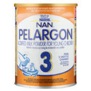 Nan Stage 3 Pelargon Acidified Milk Powder For Young Children 900g
