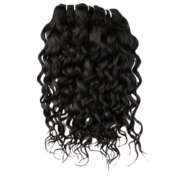 Water Wave Virgin Hair 10 Inches