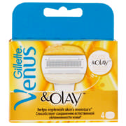 Venus & Olay Manual Blade 4s