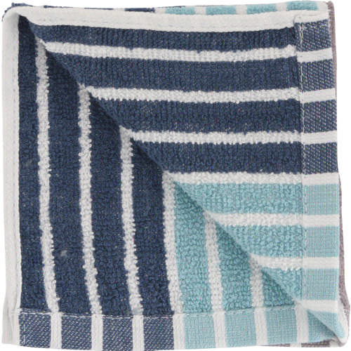 Face Cloth Cool Stripe