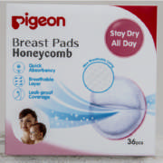 Breast Pads Honeycomb x36