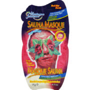 Red Hot Earth Sauna Masque Normal, Oily And T-Zone Skin 10ml