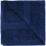 Cotton Bath Towel Navy