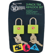 Tsa Key Lock 2 Pack