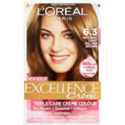 Excellence Creme Hair Colour Natural Light Golden Brown 1 Application
