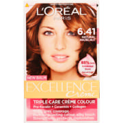 Excellence Creme Hair Colour Golden Brown 1 Application