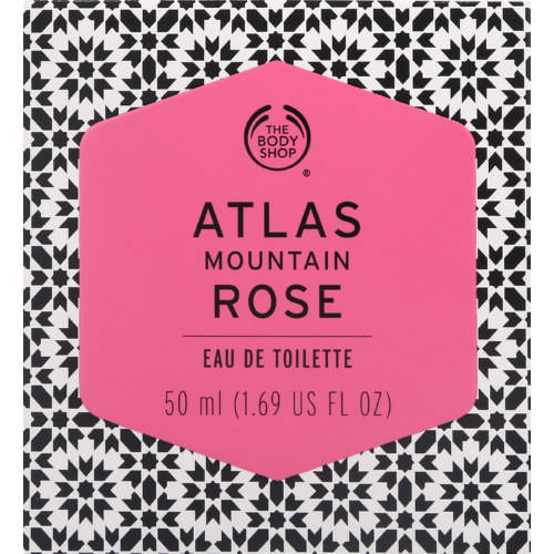 Atlas Mountain Rose Eau de Toilette 50ml