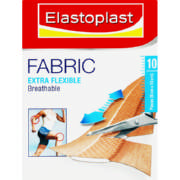 Fabric Plasters 10 Strips