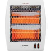 2 Bar Quartz Heater White