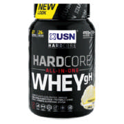 Hard Core Series Hardcore Whey All-In-One Protein French Vanilla 908g