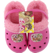 Barbie Crocs Pink