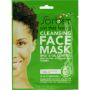 Cleansing Face Mask Spot & Oil Control 1 Application