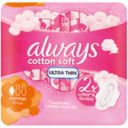 Ultra Soft Sanitary Pads Normal 10