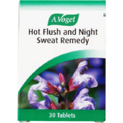 Hot Flush and Night Sweat Remedy 30 Tablets