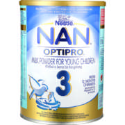 Nan Stage 3 Optipro Milk Powder For Young Children 1.8kg