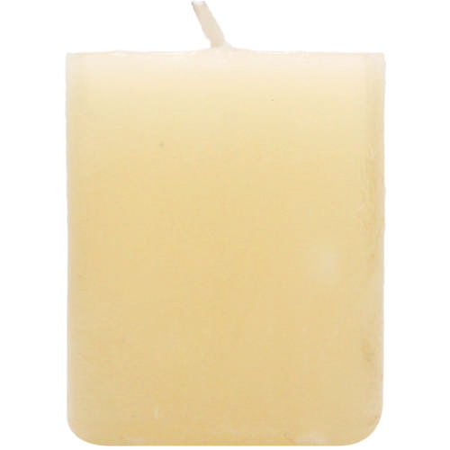 Frosted Votive Candle Cream