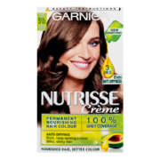 Nutrisse Creme Hair Colour Light Medium Brown 1 application