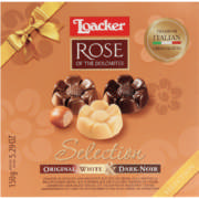 Rose Trio Chocolate 150g
