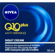 Q10 Plus Anti-Wrinkle Night Cream 50ml