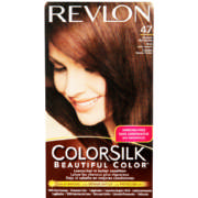 ColorSilk Beautiful Color Medium Rich Brown 47