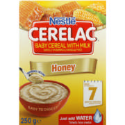 Cerelac Baby Cereal With Milk Honey 250g