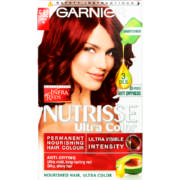Nutrisse Ultra Color Nourishing Hair Colour 5.62 Vibrant Red 1 Application