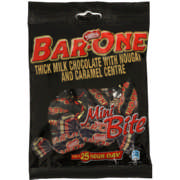 Bar One Bag 130g