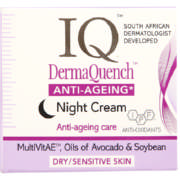 DermaQuench Anti-Ageing Night Cream Dry & Sensitive Skin 50ml