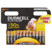 AAA Batteries 12 Pack