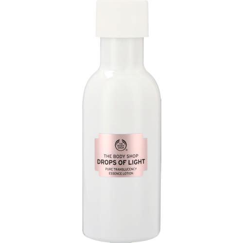 Body Shop Drop Of Light Moisturizer: The Body Shop Drops Of Light Brightening Essence Lotion