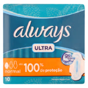 Ultra Normal Plus 10 Sanitary Pads